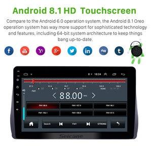 "Image 2 - Seicane 10.1 ""android 8.1 2 din carro auto estéreo para 2009 2010 2011 2012 toyota desejo rádio gps multimídia jogador wi fi bluetooth"