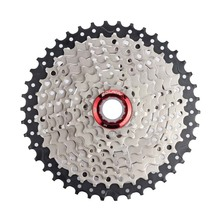 цена на Bolany 9 Speed Cassette Freewheel Mountain Bike Mtb Bicycle Cassette Flywheel Sprocket Compatible With Simano Sram