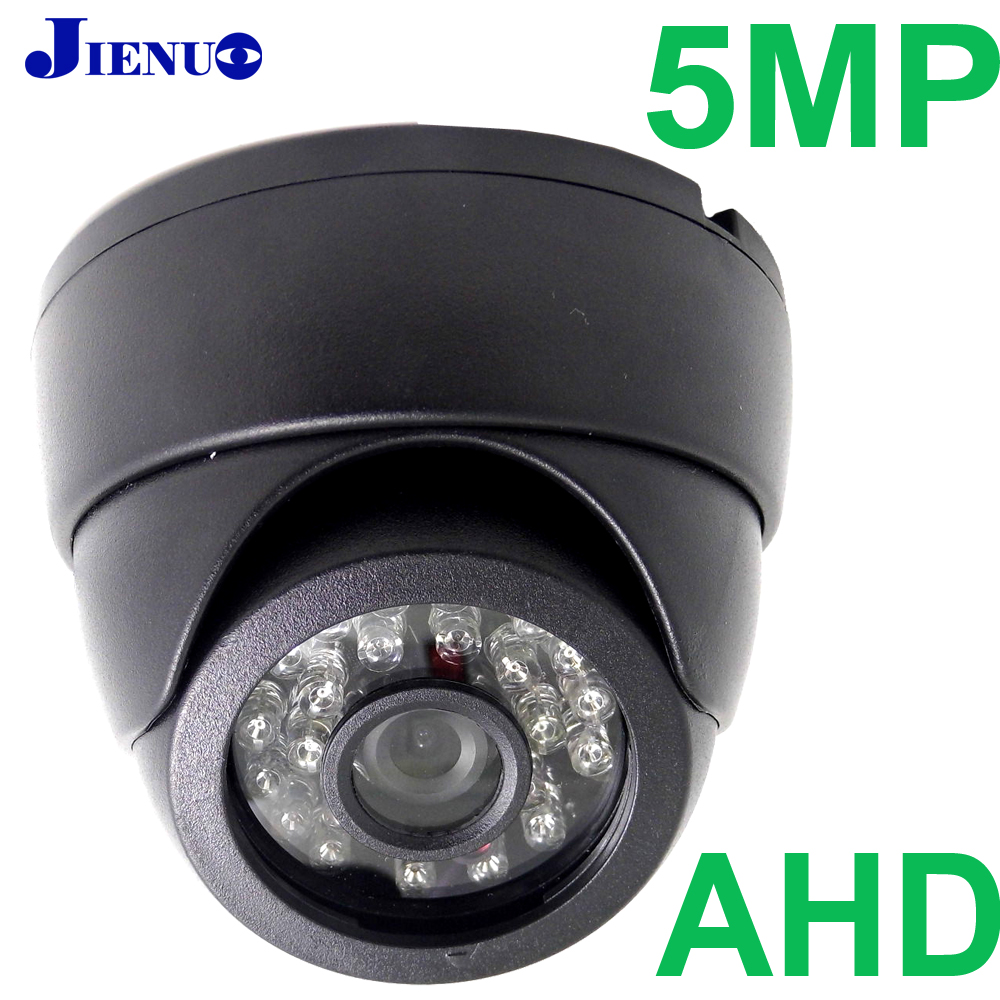 AHD Camera 1080P 5MP 720P 4MP HD Surveillance High Definition Infrared Night Vision Support TV Connection CCTV Security Home Cam