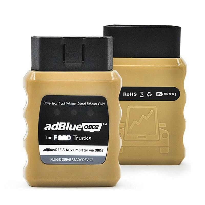 Новое поступление AdBlue OBD2 для грузовиков Adblue Эмулятор NOx Adblueobd2 - Цвет: F-ROD