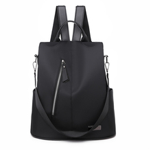 Women's Portable Anti-theft Travel Backpack Girls Casual Oxford Lager Capacity Shoulder Bag Schoolbag Hot