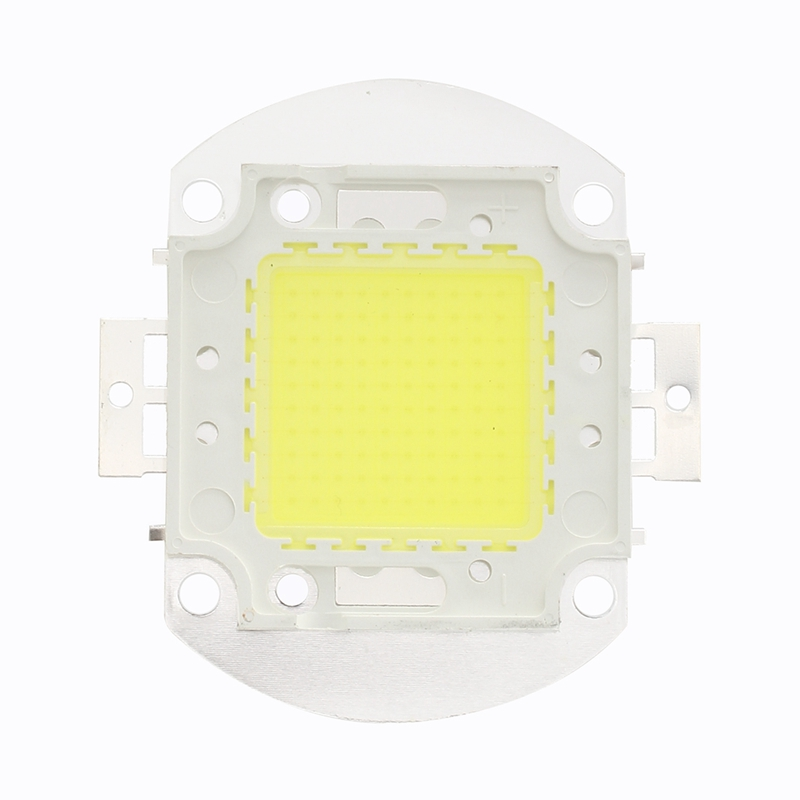 DC 32 - 34V 100W 7500 LM 6500K High Power The LED Power Indicator Light Chip - White