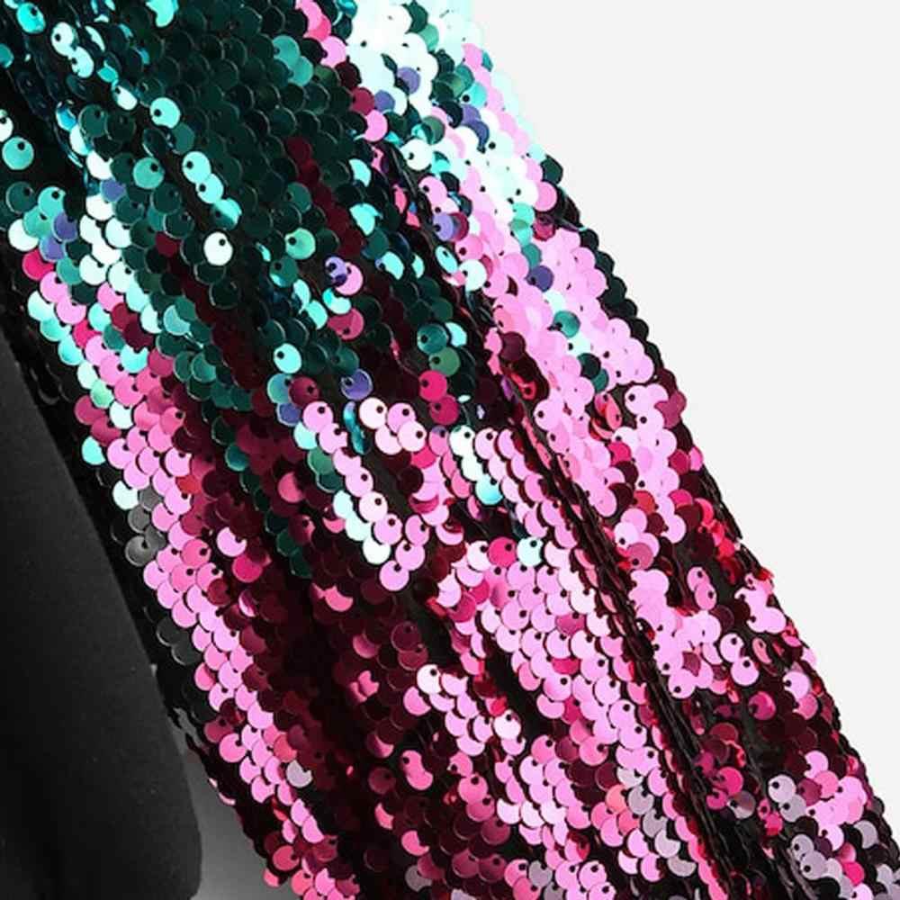 2019 sweatshit プルオーバー sudadera mujer 女性トレーナーカジュアル長袖スパンコール O ネック女性スパンコール blusas mujer · デ · モーダトップ