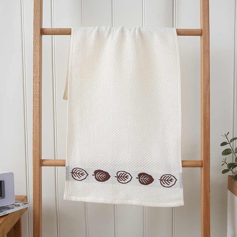 Pur coton épais absorbant serviette de lavage serviette tissu créatif corail velours super doux super slip serviette maison hôtel