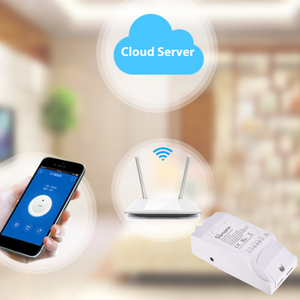Image 5 - Sonoff Dual R2 2CH Wifi Smart Switch Home Remote Control Wireless Switch Universal Module Timer Switch Smart Home Controller