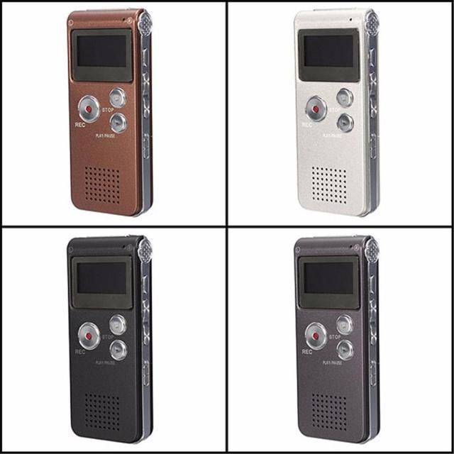 Portable Audio Video Digital Voice Recorders 5