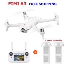 FIMI A3 5,8G gps Дрон 1 км с видом от первого лица 25 минут с 2-оси Gimbal 1080P Камера RC Quadcopter RTF
