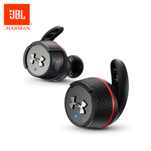 Оригинальные наушники JBL мкА FLASH TWS, Bluetooth V4.2, Спортивные Беспроводные водонепроницаемые наушники с зарядным устройством и микрофоном