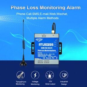 Image 2 - Allarme di Mancanza di alimentazione 3 Phase Power Sistema di Monitoraggio AC/DC Lo Stato di Alimentazione di Allarme via SMS per Lospedale Magazzino RTU5029A
