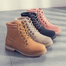 Women Boots Plus Size 41 Snow Boot For Women Winter Shoes Heels Winter Boots Ankle Botas Mujer Warm Plush Insole Shoes Woman women ankle boots fashion snow boots botas mujer shoes women winter boot flat heels shoes warm ladies women boots