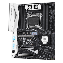 HUANANZHI X99 motherboard with dual M.2 NVME slot support both DDR3 and DDR4 LGA2011-3(China)