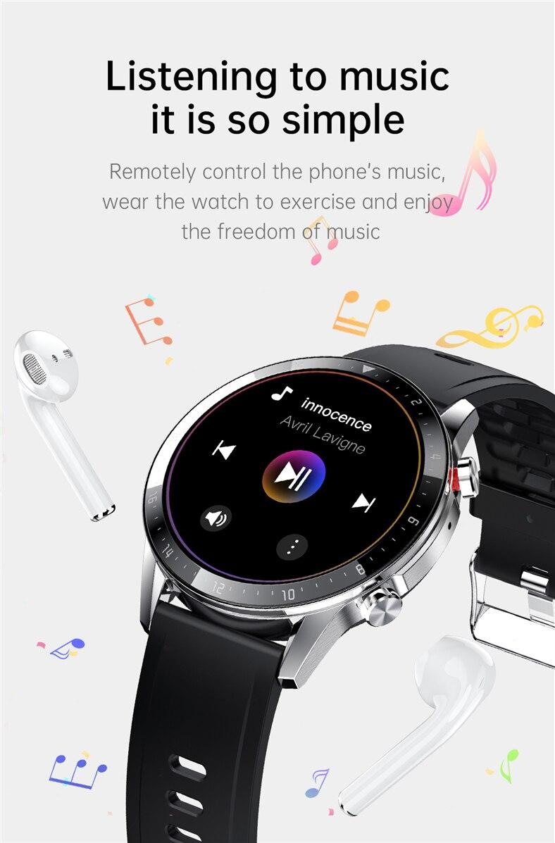 freqüência cardíaca smartwatch para android ios