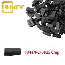 Bhkey 1 pçs id44 chip identificador id 44 pcf7935 chip para bmw 1 3 5 7 série ews sistema cas
