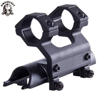 SINAIRSOFT 5th Gen SKS 5th Gen Hi-profile Integral See-thru Mount Complete with 1\