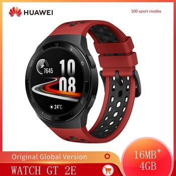 HUAWEI Watch GT 2E Smart Watch Heart Rate Tracker Smart Wristband Health Features Tracker SmartWatch Play Music Via Bluetooth