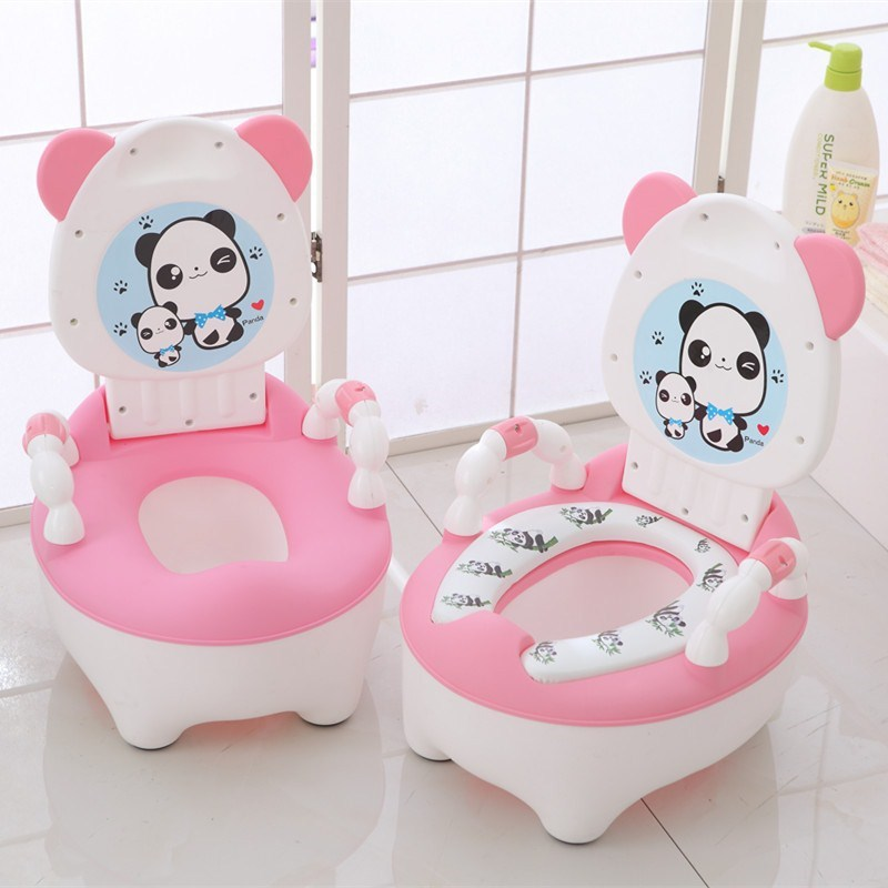 Extra-large No. Toilet For Kids Baby Girls Kids Chamber Pot Men's Infant Toilet Urinal Infants Code 1-3-6-9-Year-Old