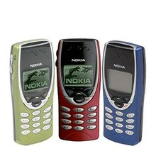 Nokia – téléphone portable 8210 GSM 900/1800 d'occasion reconditionné et déverrouillé, prise en charge multilingue, livraison gratuite