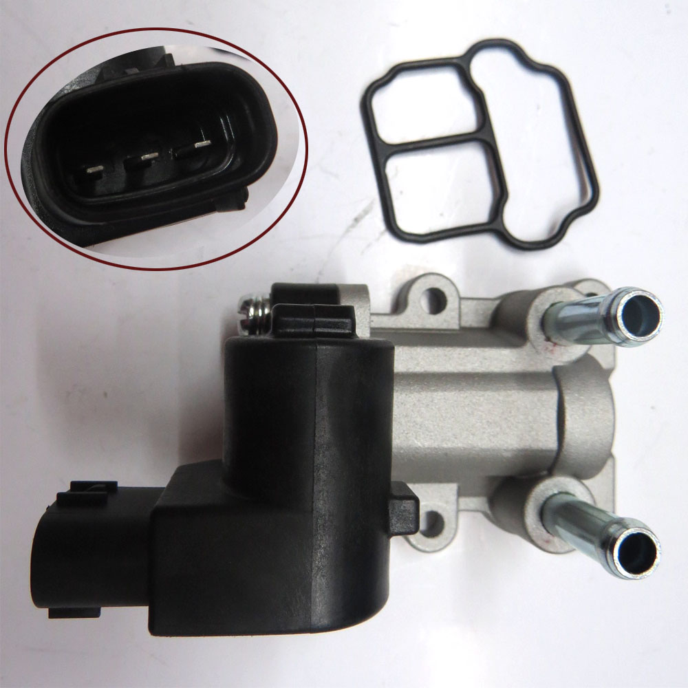 22270 03050 IACV IDLE AIR CONTROL VALVE Motor For Toyota Camry 2000 2001 Solara 2000 2001 2.2L 4L 2227003050 22270 03050|Idle Air Control Valve| |  - title=