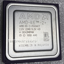 History AMD-K6-2 Testimony of Computer-Accessories Cpu-Collection Antique /550ACZ