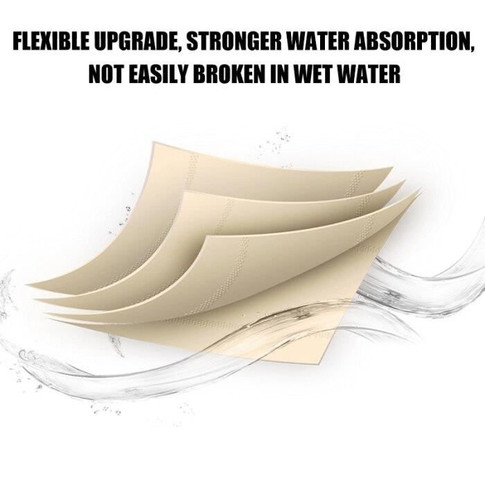 Alta qualidade 12 rolos de papel higiênico