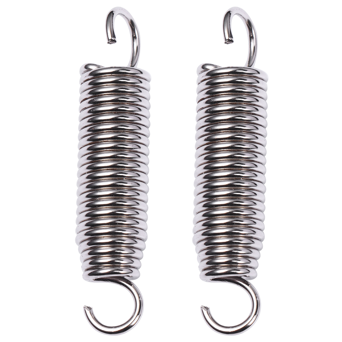 2pcs Stainless Steel Drum Foot Pedal Spring For Percussion Instrument Parts