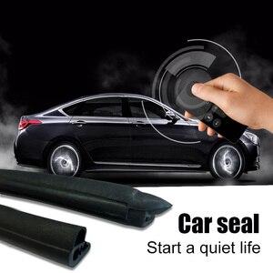 Image 5 - Guarnizioni per portiere per Auto B pilastro isolamento acustico strisce di tenuta guarnizioni in gomma impermeabili antipolvere guarnizione di tenuta accessori Auto