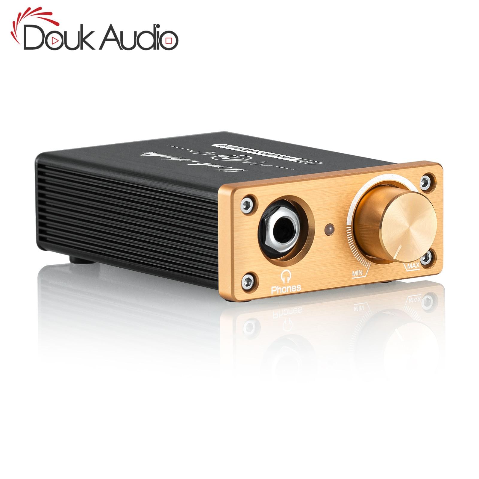 Усилитель для наушников Douk Audio Mini Class A, HiFi, настольный стереозвук, USB 5 В для HD580 / K701/ RS1e