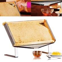 Premium Tableware Honeycomb Panel Comb Honey Flow Panel Household Restaurant Honey Flow Jar Flow Honey Shelf