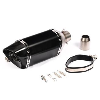 380MM Universal Motorcycle Exhaust Pipe