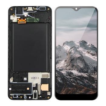 6,4 ЖК-дисплей для Samsung Galaxy A30S SM-A307FN/DS A307F/DS A307F A307 ЖК-дисплей сенсорный экран дигитайзер стекло сборка + Бесплатные инструменты