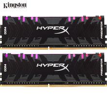 Kingston HyperX Predador RGB DDR4 8GB 16GB 3000MHz 3200MHz 3600MHz 4000MHz DIMM Memoria Ram ddr4 XMP para Desktop Memória Ram