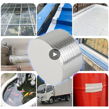 Aluminum-Foil-Tape Butyl Wall-Cracks Multi-Functional Repair Heat-Insulation Universal