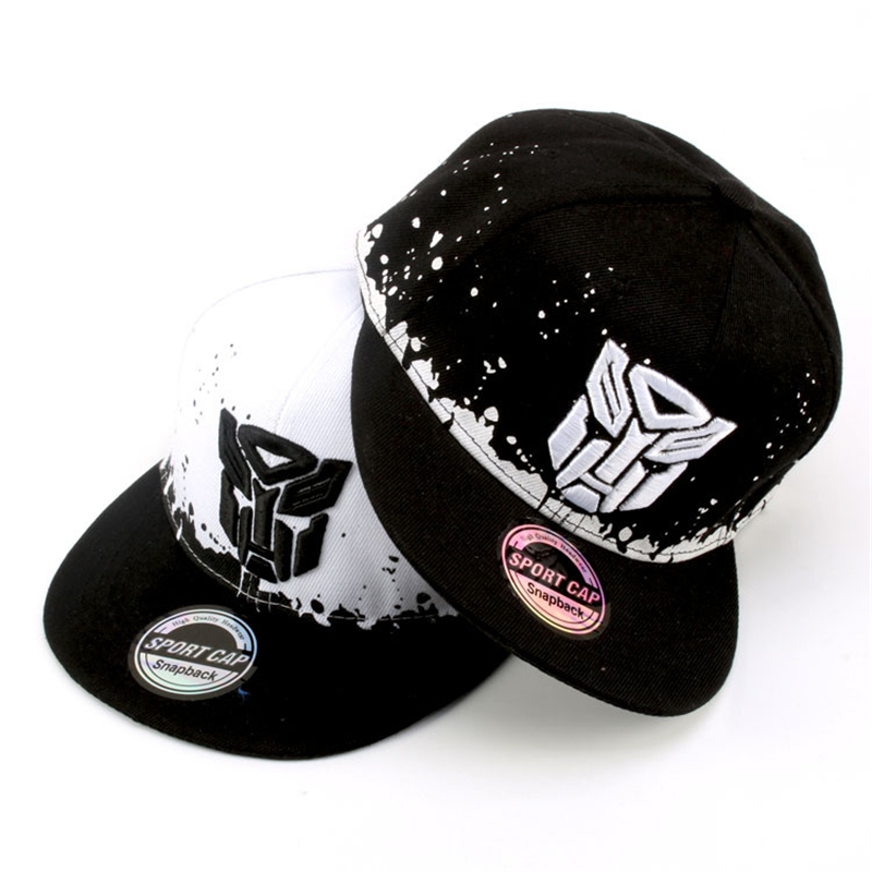 Kids Hip-Hop SnapBack Batman Baseball Cap Children Sports Hats //ND