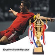 Настраиваемый Кубок трофей призовой конкурс компания приза настроить золотой трофей команда Спорт конкурс Ремесла сувенир