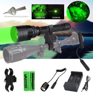 Image 5 - 10000 Lumen T6 Led Super Heldere Zaklamp Militaire Tactische Airsoft Armas Jacht Scout Light Torch Flashlamp Lantaarn