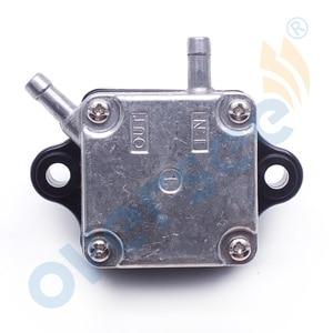 Топливный насос 66M-24410 для подвесного мотора Yamaha, 4-тактный 9.9HP 15HP 66M-24410-10 Mercury 835389T1 Parsun