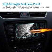 5,7 9 pulgadas TPU auto para pantalla de navegación GPS Protector para Skoda Octavia Interior película protectora TPU automóviles accesorios de coche