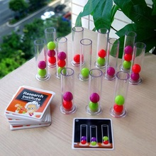 Fly AC Logical thinking color push understanding of the game board game parent-c
