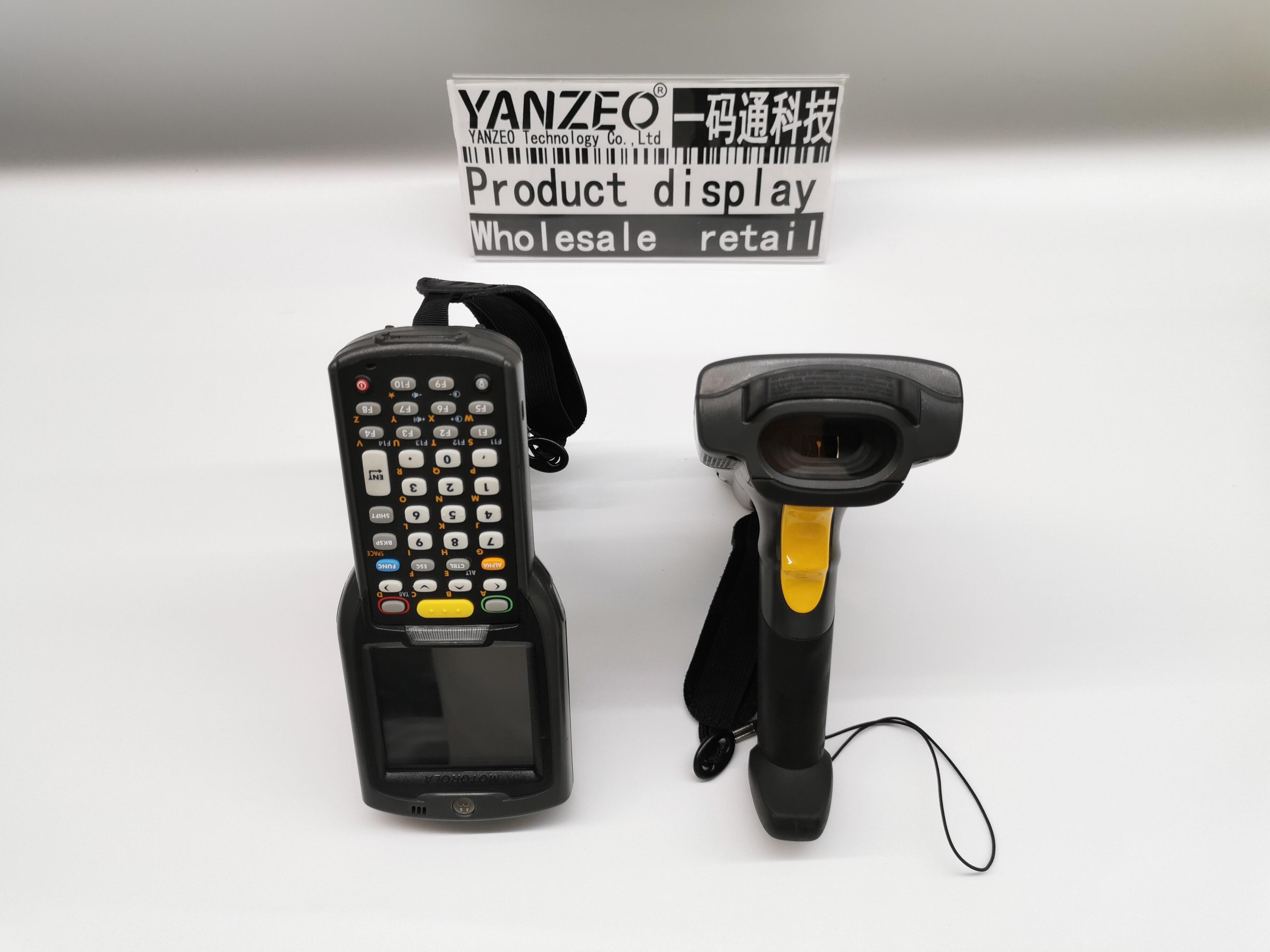 MC3090G для символа Motorola MC3090G-LC28H00GER PDA Лазерный беспроводной сканер штрих-кода