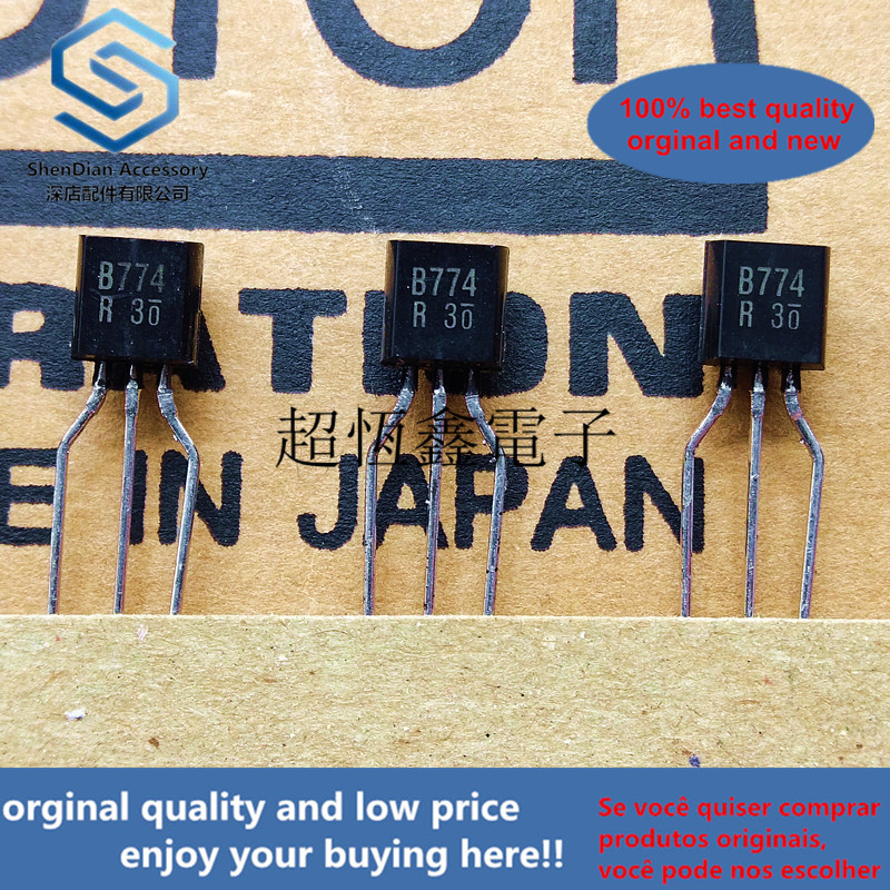 10pcs 100% Orginal New 2SB774-R B774 R Real Photo