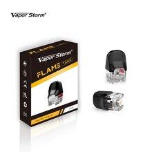 Heavy-Steam-E Coil-Cartridge Cigarette-Tank-Replacement Vape Vapor Storm Empty Flame-Pod