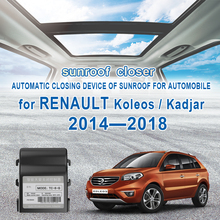 Auto sunroof close For RENAULT Koleos Kadjar Close the car Automatic closing device for skylight