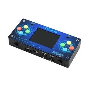 Image 4 - 小売2インチdiyゲームコンソールGamePi20ミニビデオゲームコンソールラズベリーパイipsディスプレイ