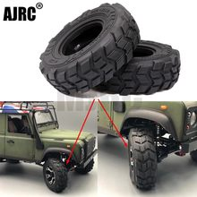 TigerDog – pneu de voiture 1.9 pouces avec télécommande analogique 1/10, coque de pneu, configuration 100-106mm, deux duretés, éponge, pierre écrasée