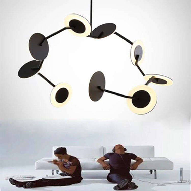 Nordic  Hanging Ceiling Lamps Deco Chambre Glass Ball LED  Pendant Lights Bedroom  Deco Chambre Hanging Lamp Pendant Lights