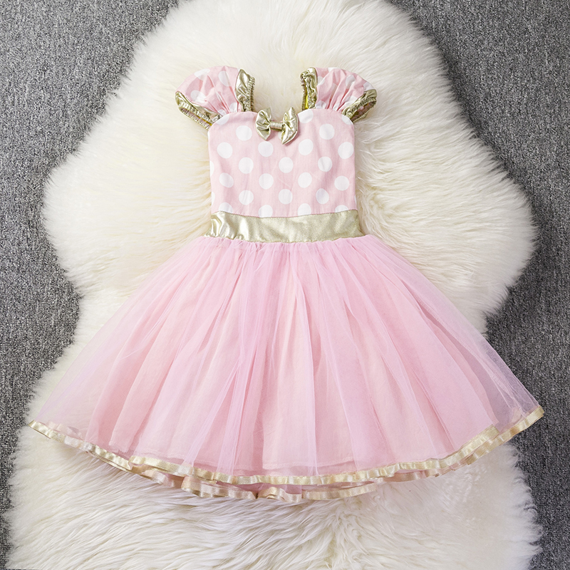 H52e3a938929f4cb488ebe7986669da22g Lace Little Princess Dresses Summer Solid Sleeveless Tulle Tutu Dresses For Girls 2 3 4 5 6 Years Clothes Party Pageant Vestidos