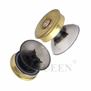 Image 2 - IVYUEEN Brass Bullet Buttons Mod Kit For Sony Dualshock 4 PS4 DS4 Pro Slim Controller Analog Thumb Sticks Cap with Action Button