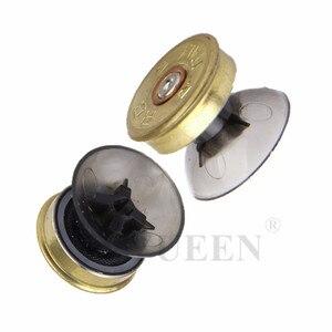 Image 2 - Ivyueen 真鍮弾丸ボタン mod キットデュアルショック 4 PS4 と DS4 プロスリムコントローラアナログ親指スティックキャップアクションボタン