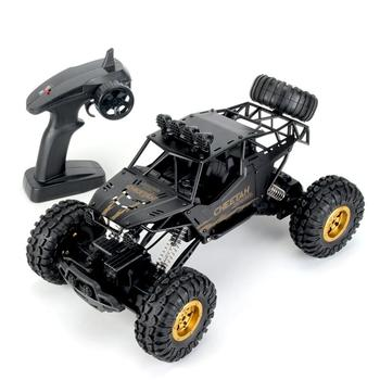 Children Off-road Vehicle Remote Control Car Alloy Anti-collision 1:12 Climbing Car Off-road Vehicle Children's Toy Car