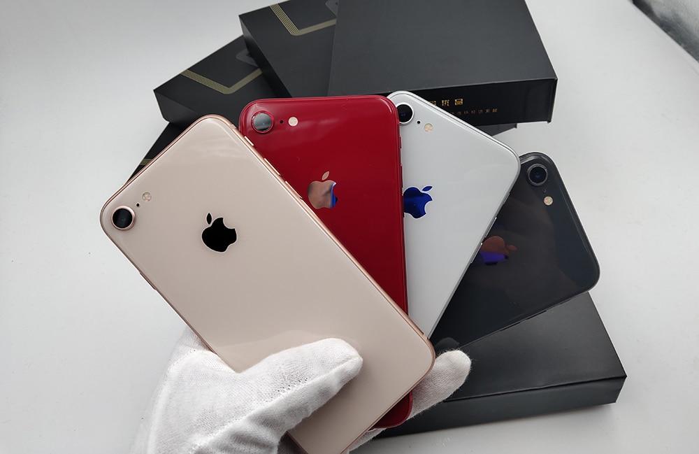Original Apple iPhone 8  64GB  256GB Smartphone  (1)